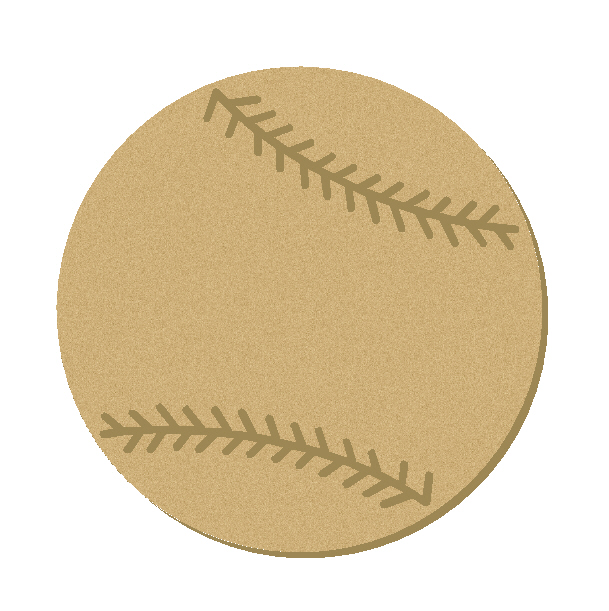 baseball softball cork board