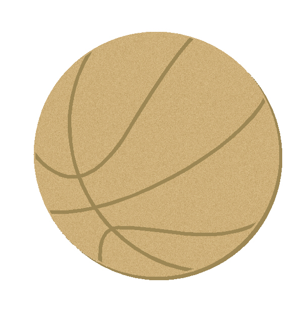 basketball cork board